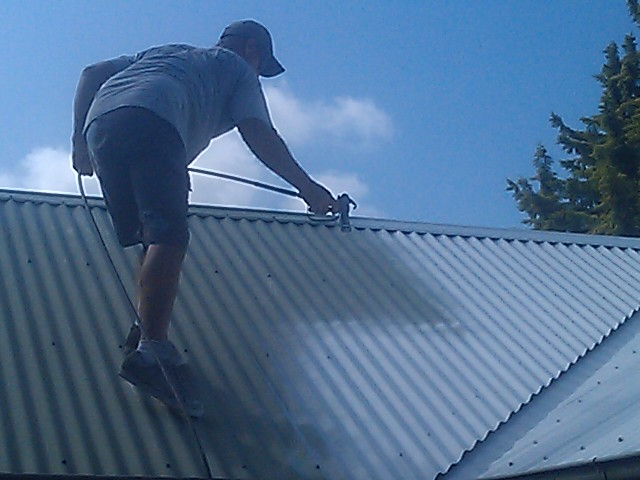 Metal Roof Repairs Cost - Roof Restoration Sydney