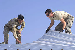 Metal Roofing Repairs Sydney