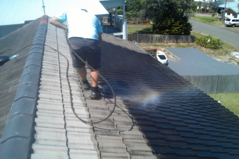 Roof Painting Sydney